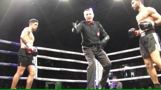 Danijel Solaja vs Levan Guruli 12 12 15 Kickmas