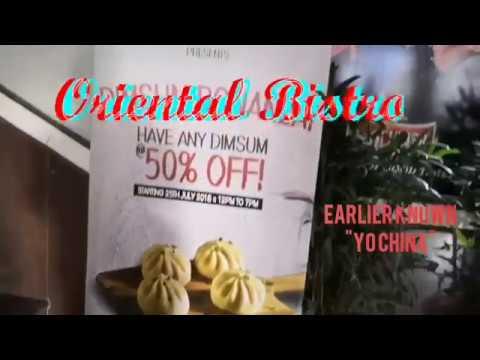 Oriental Bistro (Yo China) | Restaurant And Bar || Guwahati|| TBS ||Food Vlog