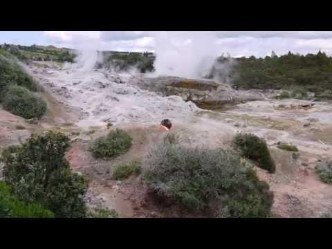 Whakarewarewa Geothermal & Cultural Visitor Attraction, Rotorua