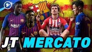 Le FC Barcelone prend les choses en main | Journal du Mercato