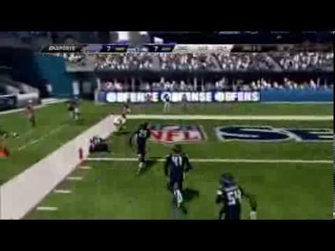 77 Yard TD Run by a PUNTER - Madden 25 Online