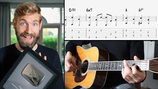 WHO SAYS - John Mayer Tutorial | 100k PLAY BUTTON BONUS LESSON!!