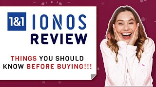 🌟🌟 1&1 Ionos Review: What's New With 1&1???  🌟🌟