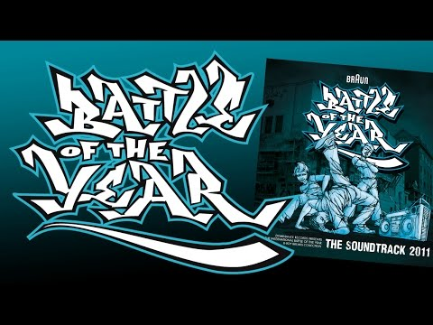 DJ M@R / Massive Breakz - Battle Symphony (BOTY Soundtrack 2011 Battle Of The Year)