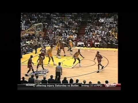 NBA Flashback: Chicago Bulls vs. Los Angeles Lakers 1991 Finals Game 3 - Magic vs. Michael