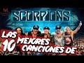Las 10 Mejores Canciones De Scorpions