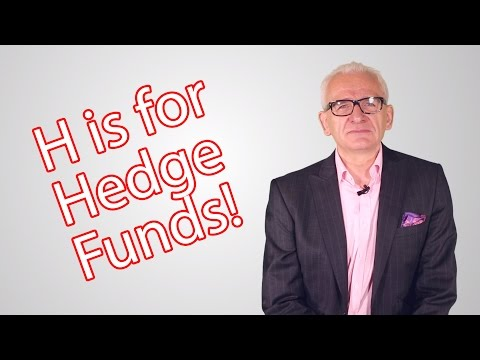 H is for Hedge Funds - The Elite Investor Club's A - Z of Investing