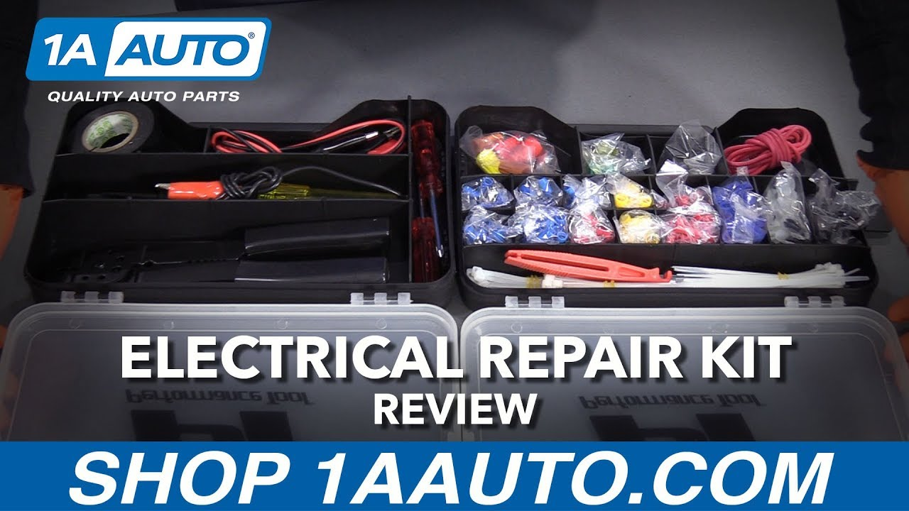 hight resolution of automotive electrical repair kit available at 1aauto com