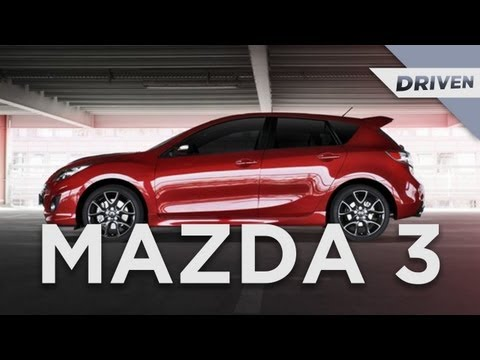 2013 Mazda 3 Review! - TechnoBuffalo's Driven