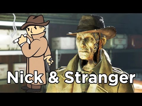 Fallout 4 - Nick Valentine reacts to Mysterious Stranger from YouTube · Duration:  2 minutes 14 seconds