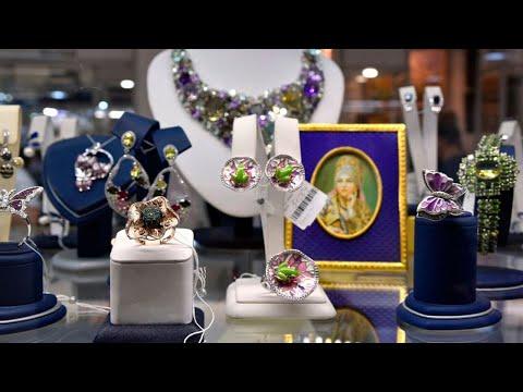 💎Гуляем по ювелирной выставке JUNWEX💎 Серебро и самоцветы