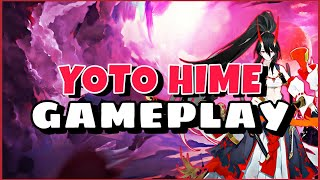 Yoto Hime Swordmaiden Gameplay By – Meta Morphoz