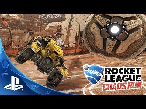Rocket League - Chaos Run DLC Trailer | PS4