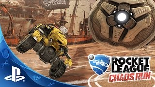 Rocket League - Chaos Run DLC Trailer | PS4