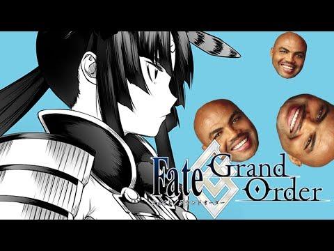 [Fate/Grand Order NA] Part 13: Ushi Solo Amun-Ra (2/2)