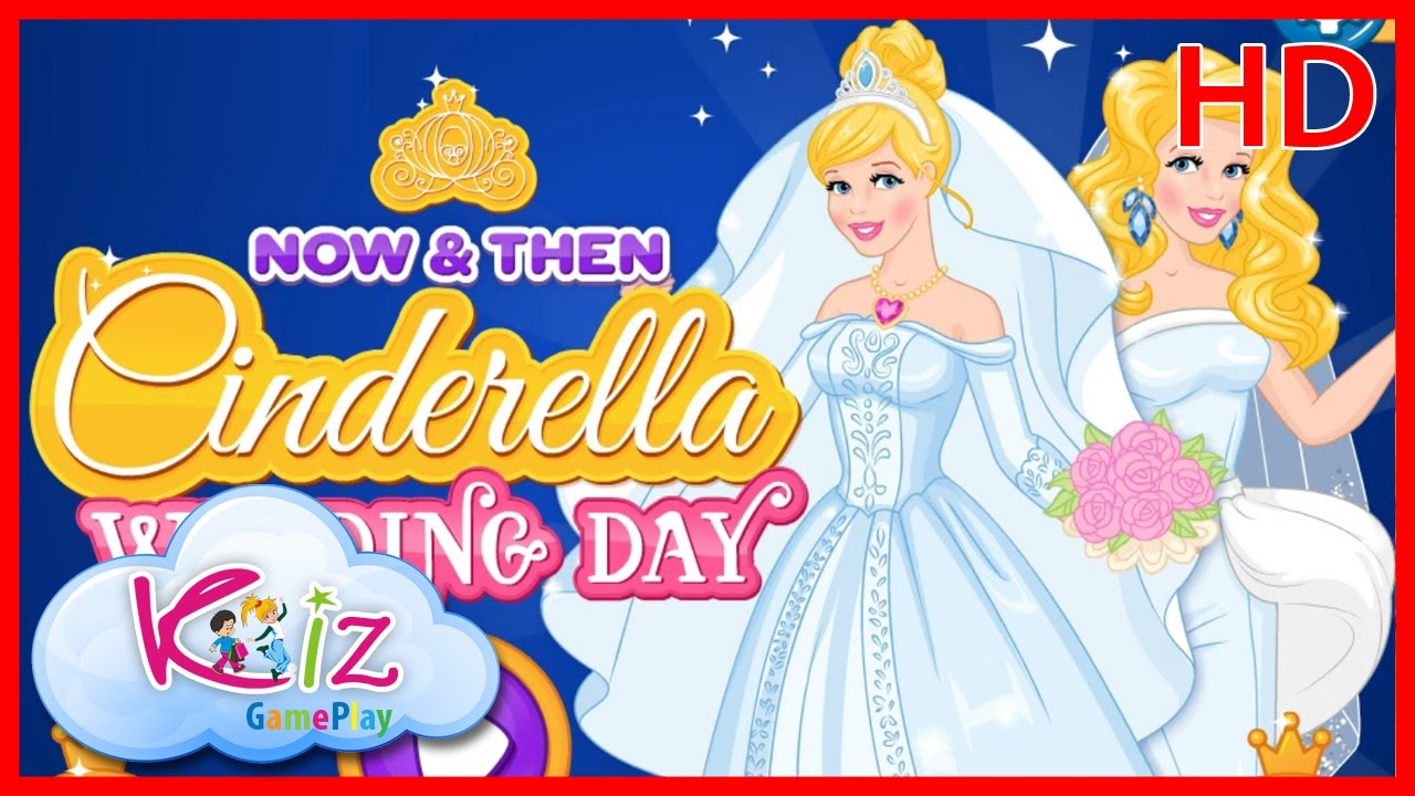 💫 Disney Princess Wedding Festival (Frozen Elsa Cinderella Ariel ...