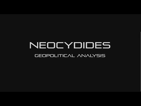 """""""Neocydides"""" Channel Trailer - Geopolitical Analysis and Commentary"""