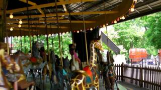 Toronto Centre Island Trip 2010 - The Merry Go Round Ride @ Centreville