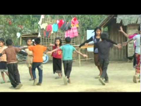 Lao dancing