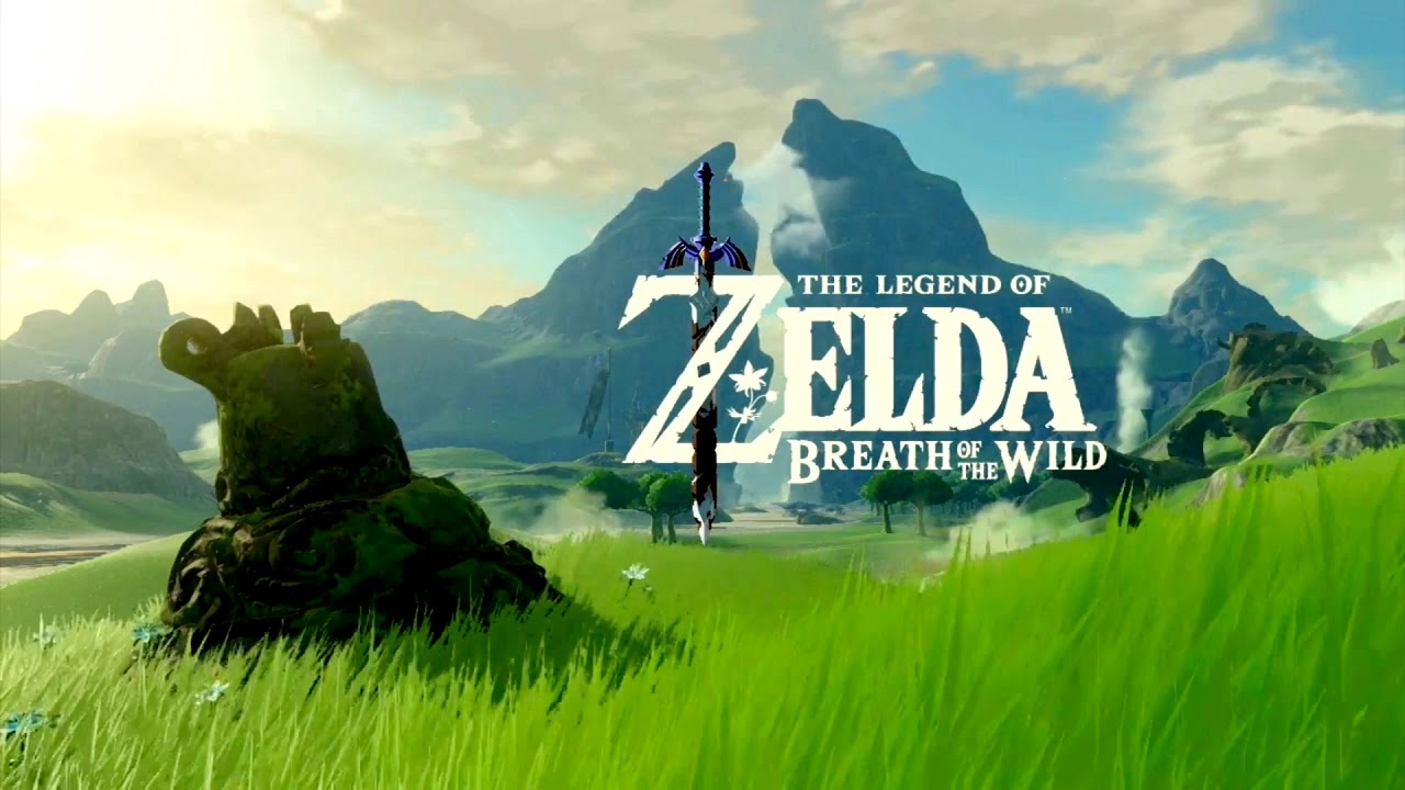 The Legend of Zelda: Breath of the Wild Sound Effects -- Cooking Success!