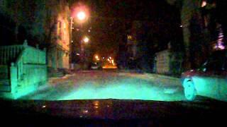 Drifting on ice (Baku City)
