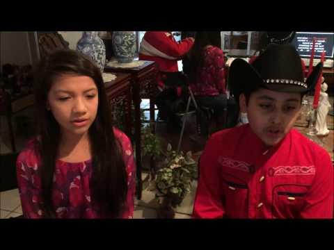 Tony Mendoza y Ashley Acosta- La Malagueña a Dueto