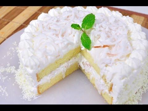 Coconut Cake (Cake Ma Prao Aon)