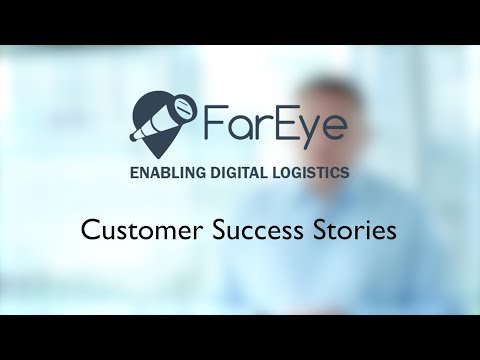FarEye - Enabling Digital Logistics