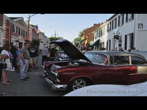 Loudoun Unscripted The Leesburg Car Show YouTube - Leesburg car show