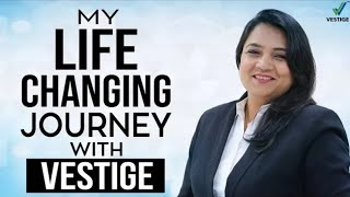 Woman Power In Vestige | By Dipal Patrawala At Mega Event | Success Story Of House Wife |