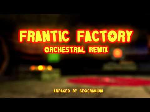 DK 64: Frantic Factory Orchest...