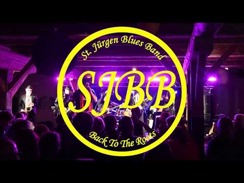 St. Jürgen Blues Band (SJBB) 2019 In Lütjenburg