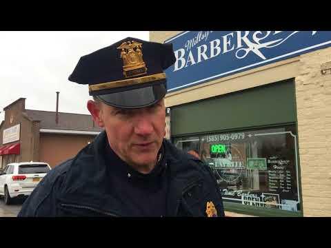 Canandaigua police probe armed robbery