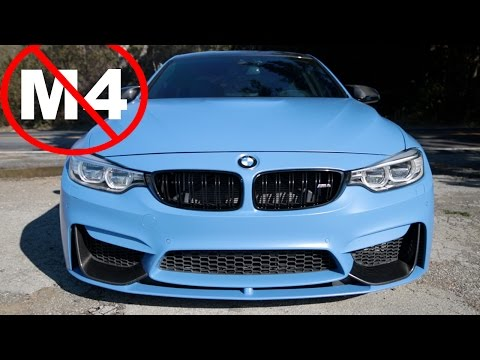 3 Things We Hate About The BMW M4!