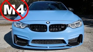 3 things we hate about the bmw m4