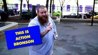 Rapper Action Bronson breaks down his favorite sports lines   ESPN