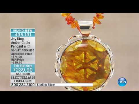 HSN | Mine Finds By Jay King Jewelry 08.29.2016 - 10 AM
