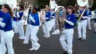 Grenada Jr High Band