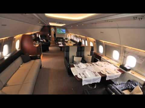 Aero-TV: Airbus ACJ Update - Big Jets For BIG Business
