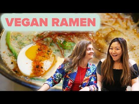 Vegan Vs. Meat Eater: We Try Vegan Ramen