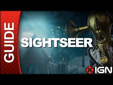 BioShock Infinite - Sightseer: Comstock House / Hand of the Prophet