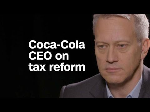 Coca-Cola CEO: Tax cuts could create jobs for us 'in...