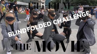 Download lagu [BLINDFOLD CHALLENGE - KPOP IN PUBLIC] LILI's FILM by EDGE DANCE CREW