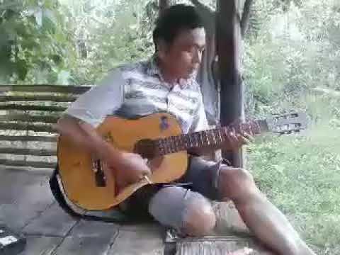 Gitar dangdut terlena cubit cubitan