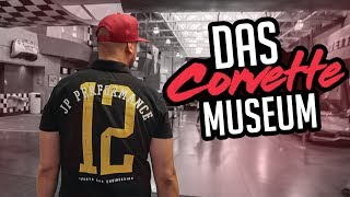 JP Performance - Das Corvette-Museum!