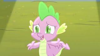 Spike Sings The Cloudsdale Anthem - MLP: FiM ''Equestria Games'' [HD]