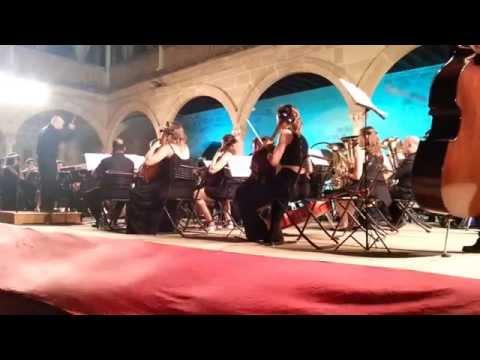 Banda sonora del Ministerio del Tiempo por la Banda Sinfonica Ciudad de Jaen
