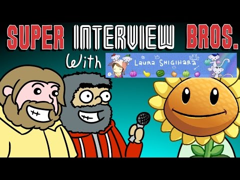LAURA SHIGIHARA - Super Interview Bros. #1
