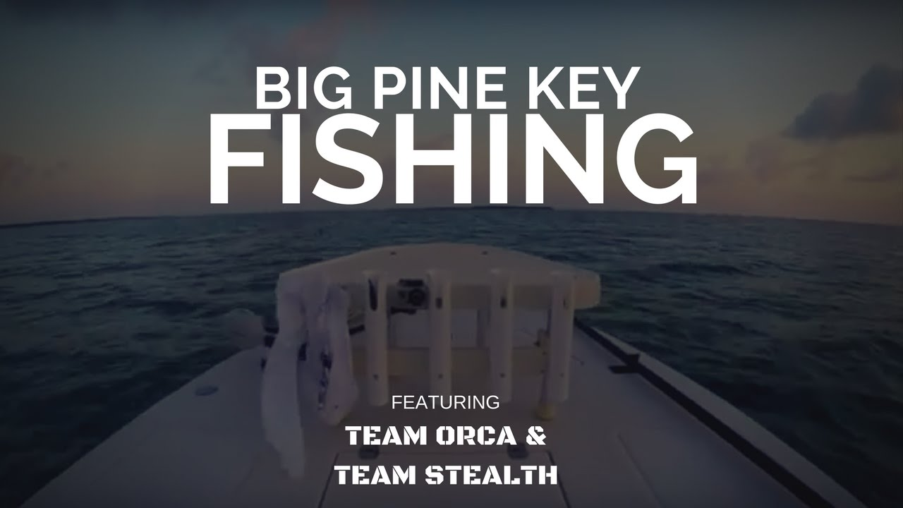 Big pine key fishing full youtube for Big pine key fishing report
