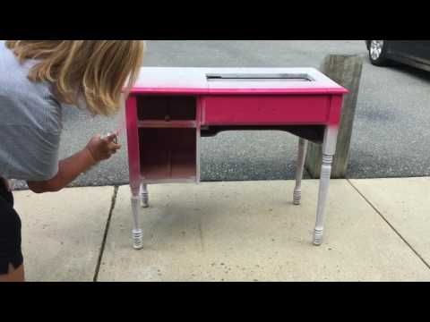 How to apply Amy Howard At Home Furniture Lacquer
